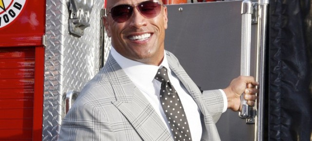 Dwayne The Rock Johnson For President
