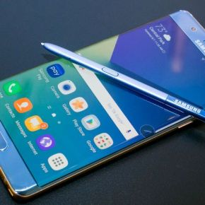 Galaxy Note 7 Exploding Battery Forces Samsung ToRecall